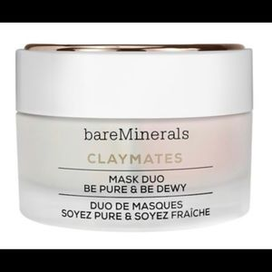 Bare Minerals ClayMates Be Pure & Be Dewy